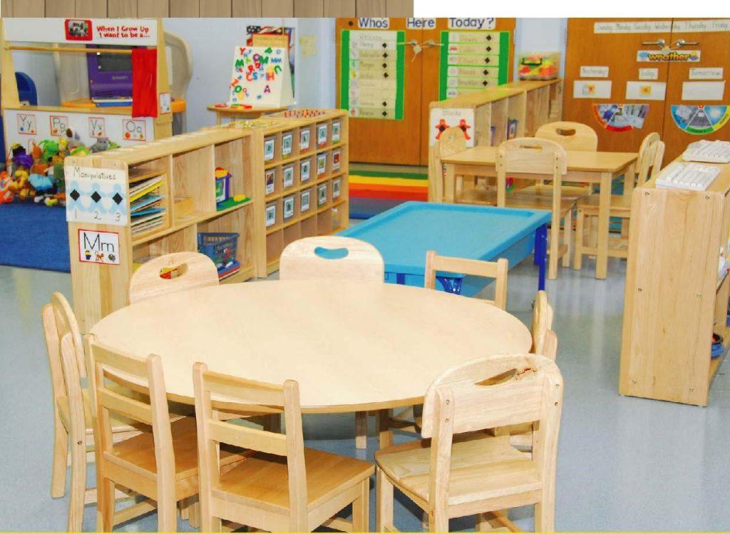 Educational furniture in Nigeria