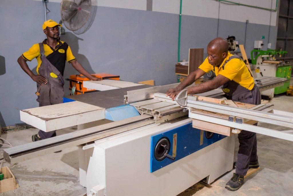 Furniture manufacturer in Nigeria